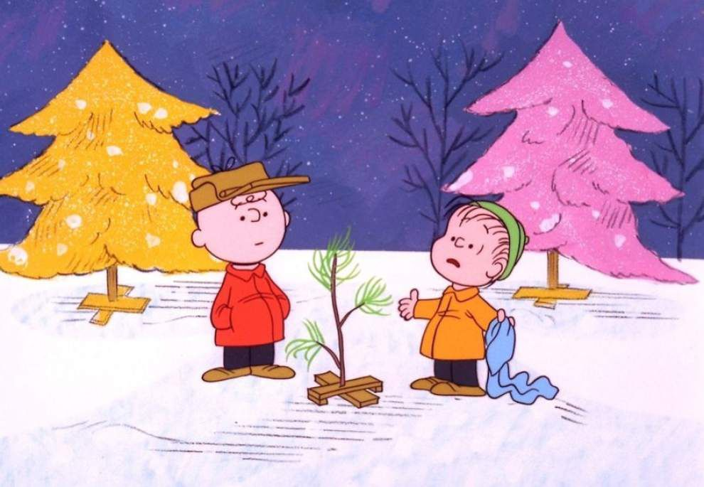 Marking 50 years for 'A Charlie Brown Christmas' _lowres