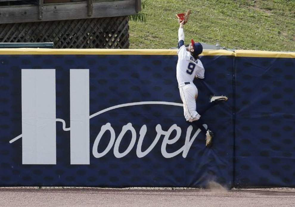 Zephyr Field won't host SEC baseball tournament; event staying in Hoover _lowres