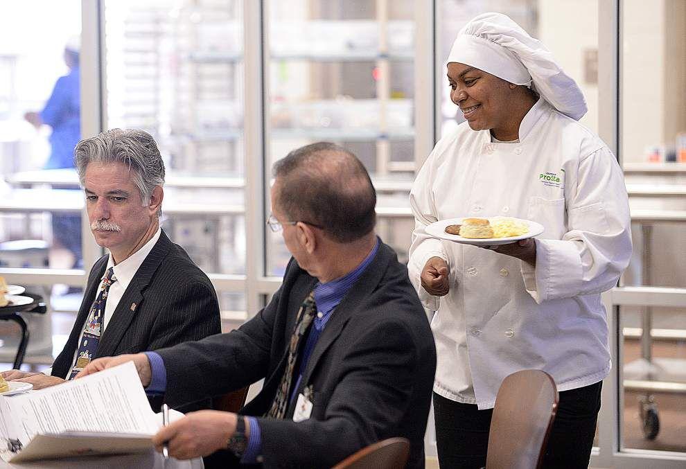 Lafayette education officials seek help from legislative delegation _lowres