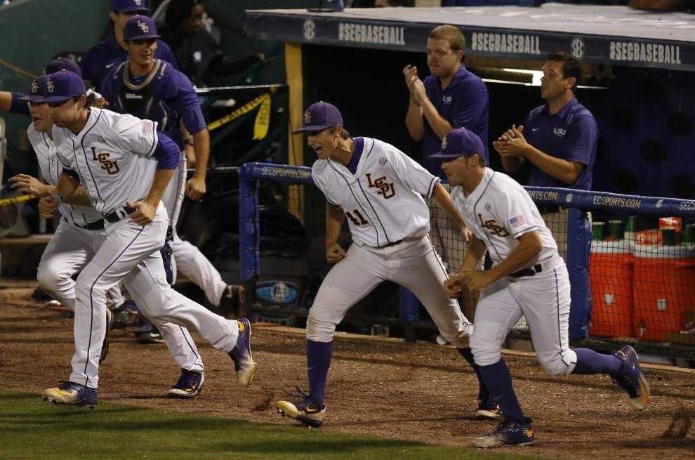 Rabalais: This time, the Tigers didn't need a rally ... and now they're in the hunt for a top-8 seed _lowres