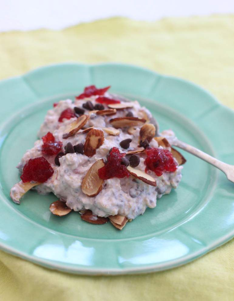 Oat pudding makes for an easy and healthy breakfast _lowres