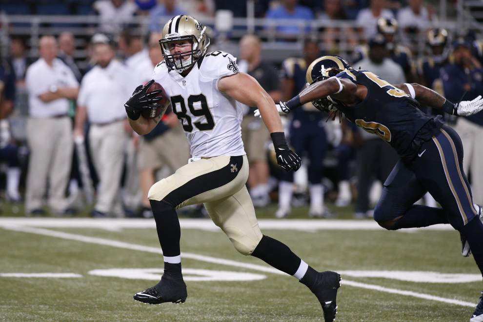 Reports from the Saints' Sunday practice _lowres
