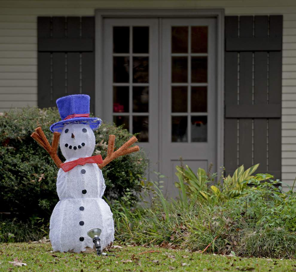 Photos: It's Christmas time in Baton Rouge _lowres