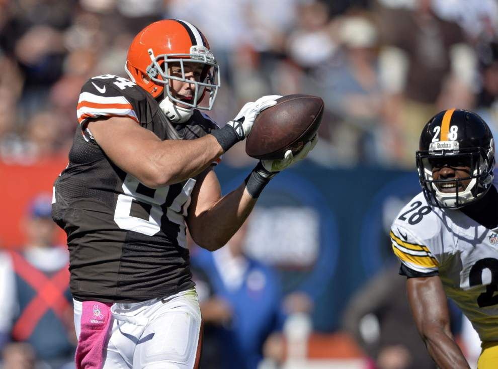 Six tight ends the Saints could target after trading Jimmy Graham _lowres