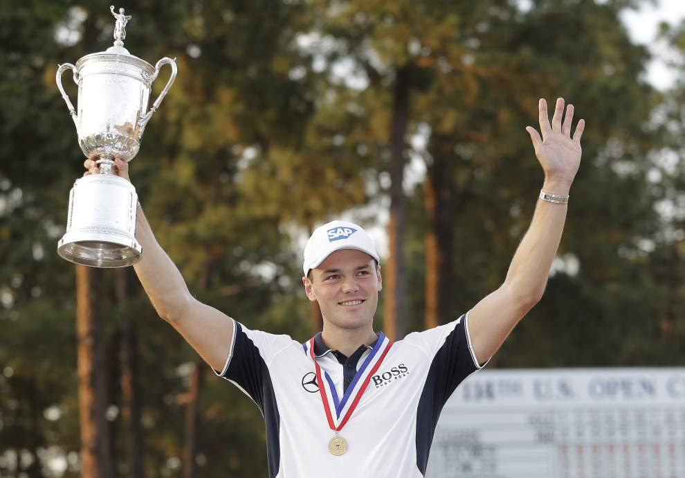 Rough or not, Kaymer was the star of this U.S. Open _lowres