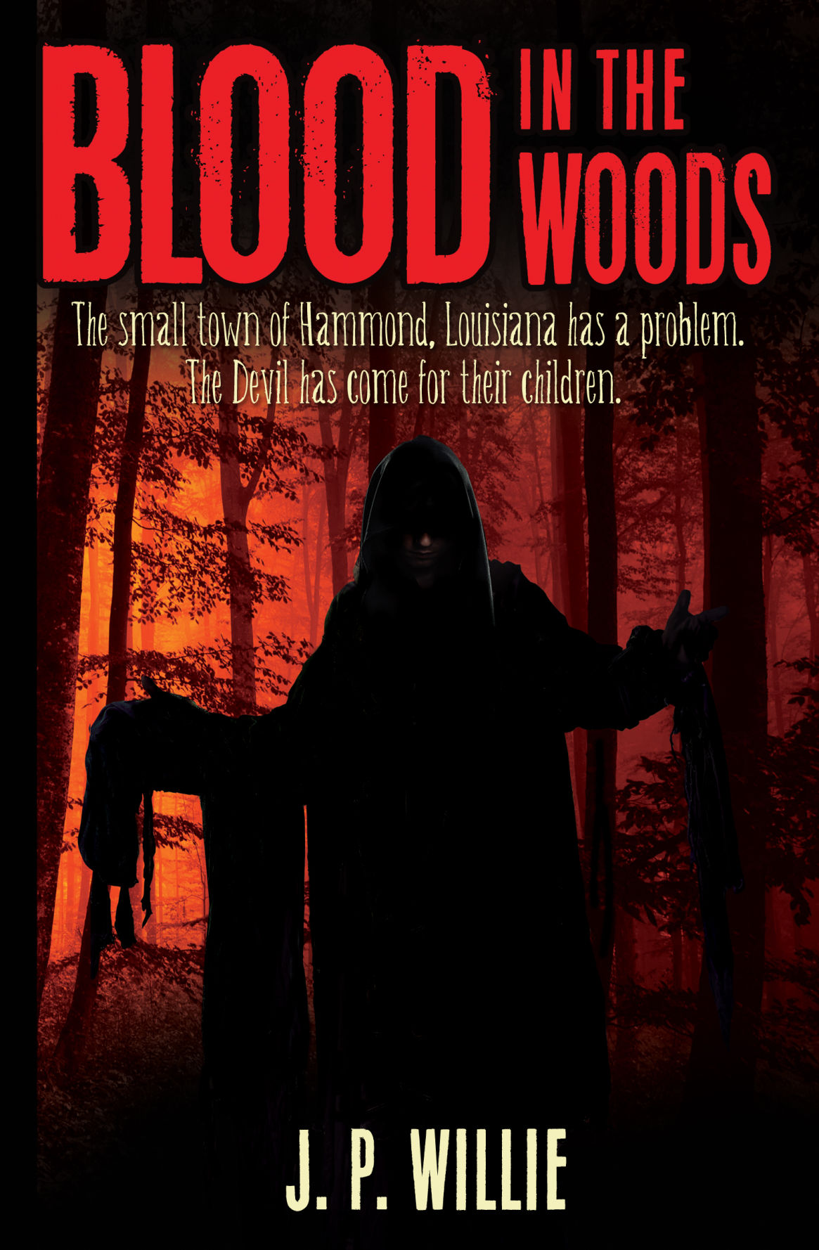 Blood in the Woods
