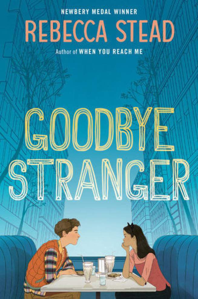 Good book for tweens   'Goodbye' depicts real friendships, challenges _lowres