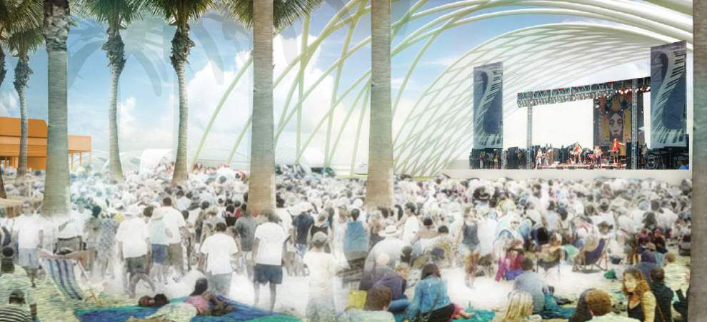 Developers propose outdoor music venue and water park on N.O. lakefront _lowres