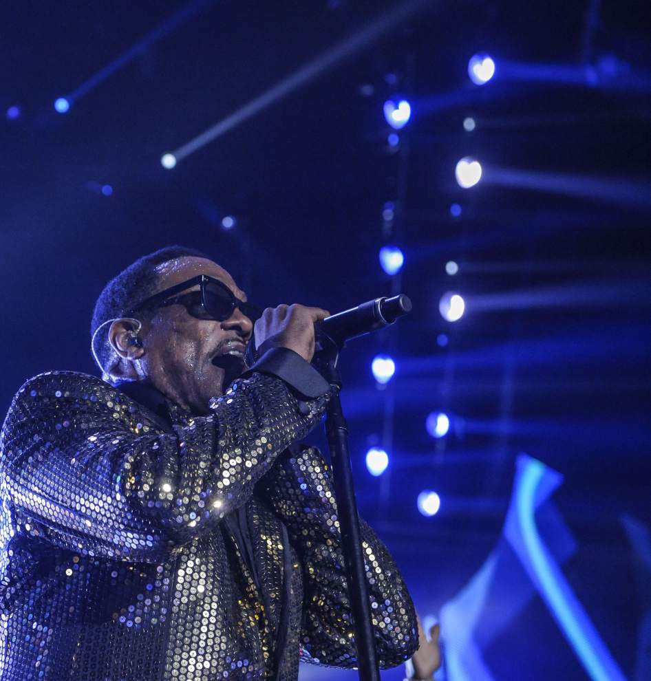 Charlie Wilson to play New Orleans' Smoothie King Center in March _lowres