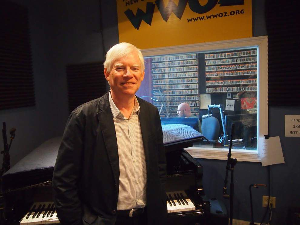 Community radio station WWOZ-FM removes David Freedman as general manager _lowres