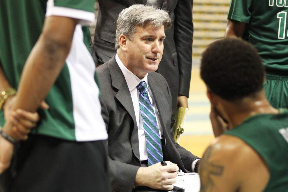 Sources: Tulane to fire men's basketball coach Ed Conroy _lowres