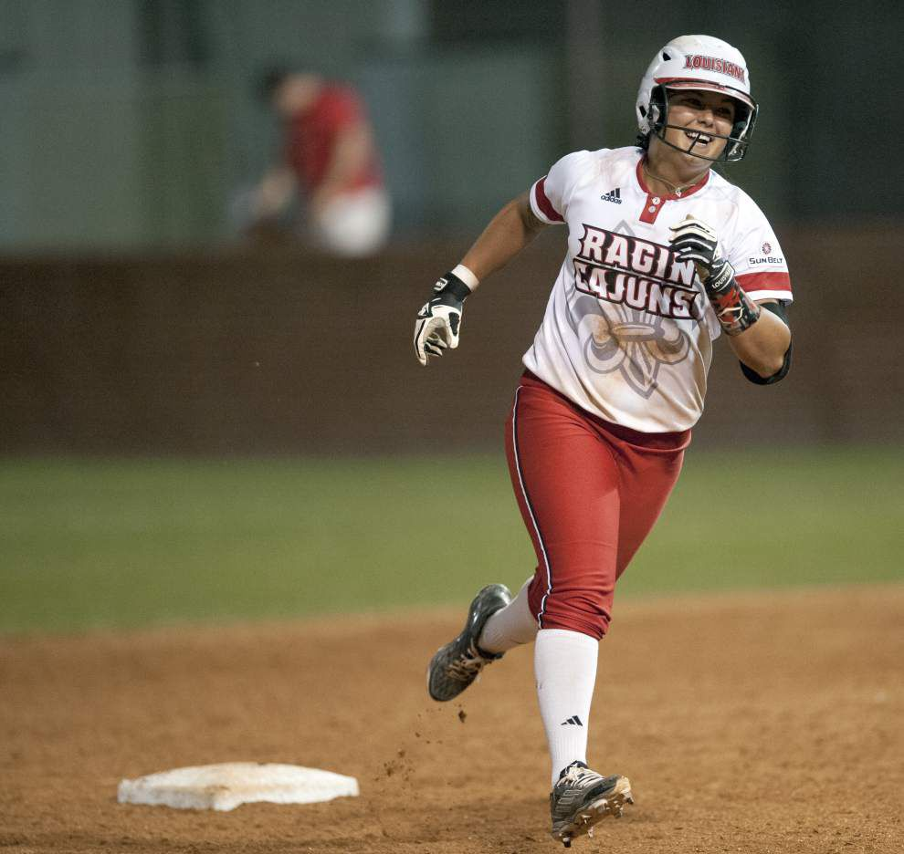 Three things to know about the UL-Lafayette-Auburn softball super regional _lowres