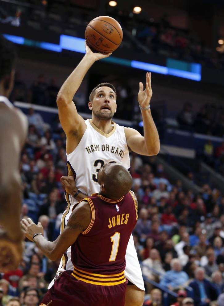 Pelicans' Anderson embracing sixth-man role _lowres