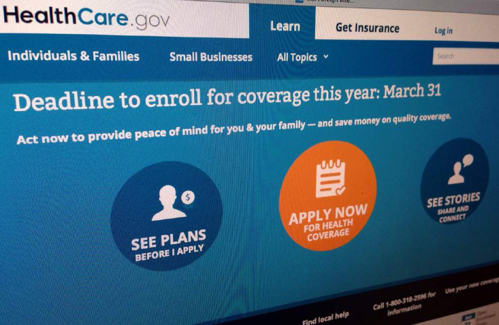 HHS grants extra time to enroll for health care _lowres