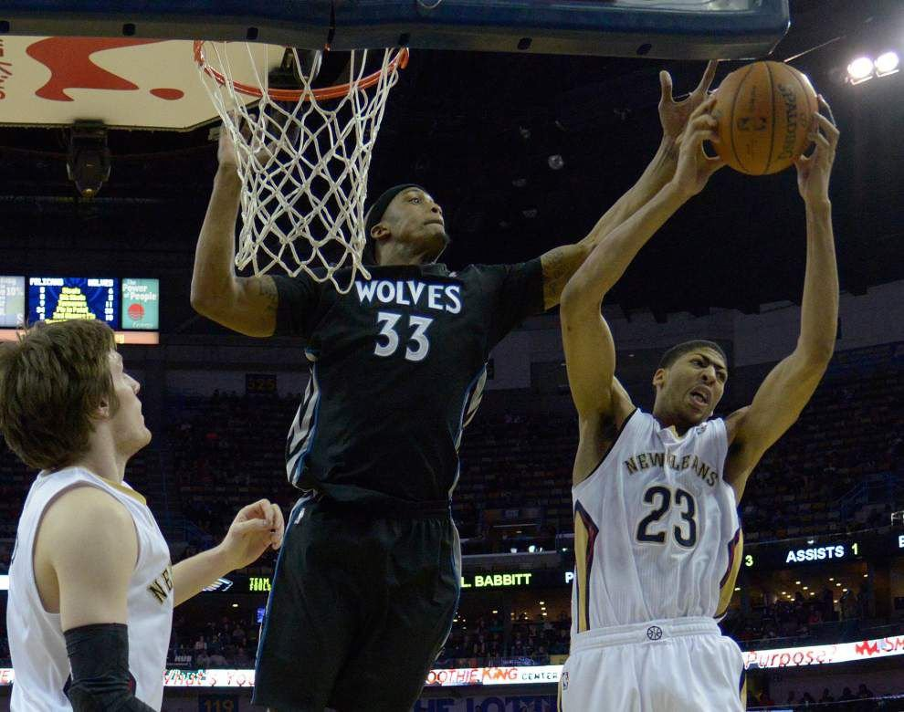 New Orleans Pelicans sign free-agent forward Dante Cunningham _lowres