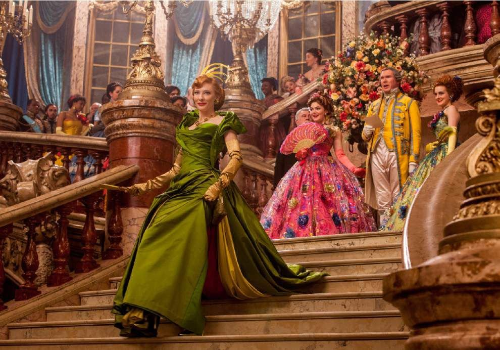 'Cinderella' is belle of the box office with $70.1M debut _lowres