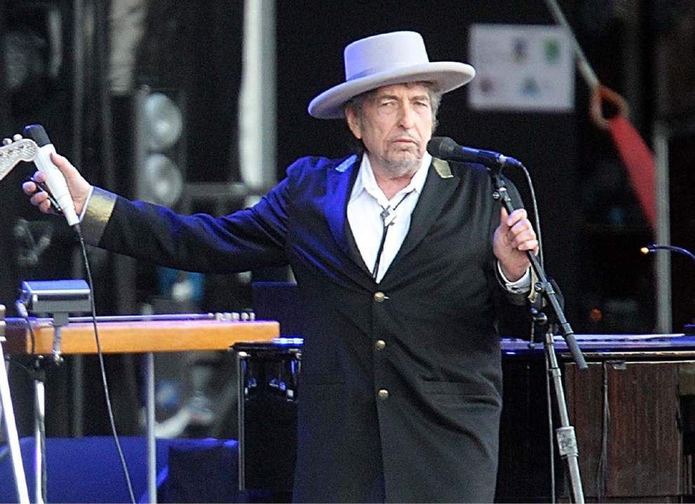 Jimmy Carter to present Dylan with person of the year honor _lowres