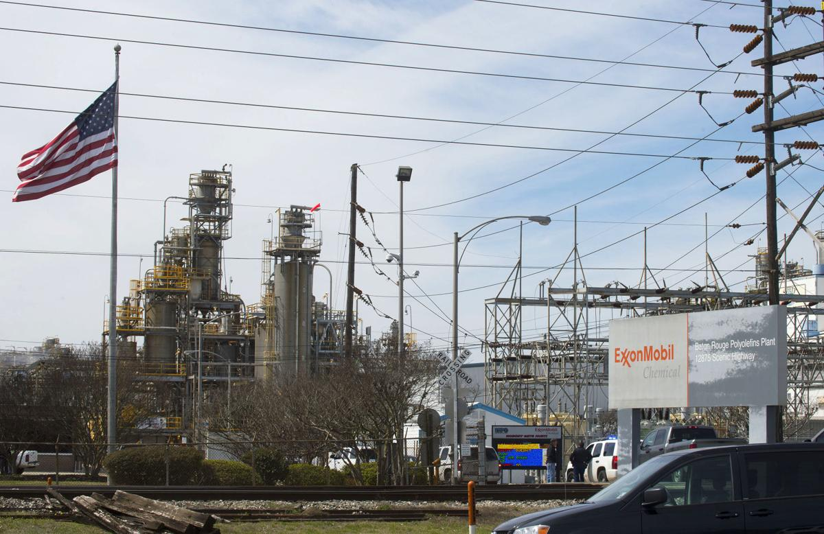 In ExxonMobil tax battle, BREC Foundation board member