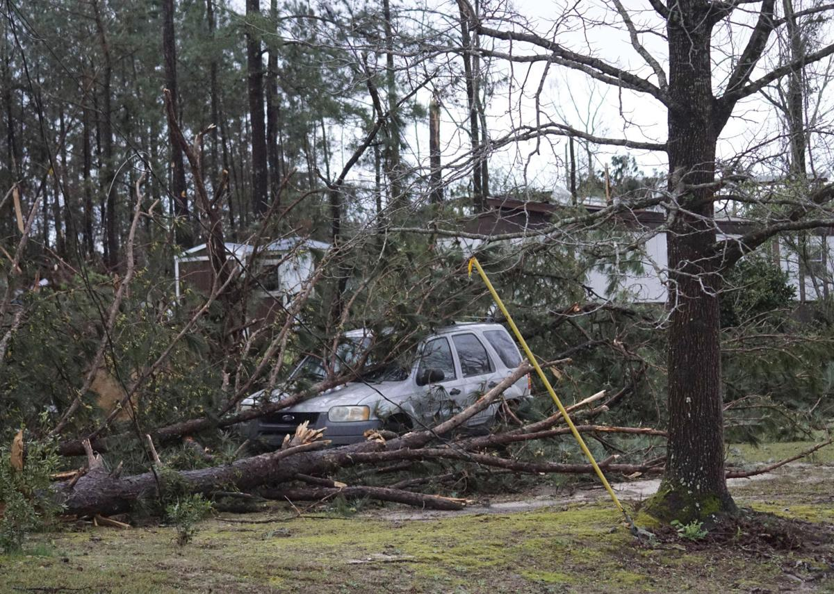 Deep South Severe Weather