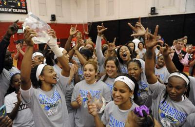 Cajuns women open defense of their WBI title Wednesday against Northwestern State _lowres