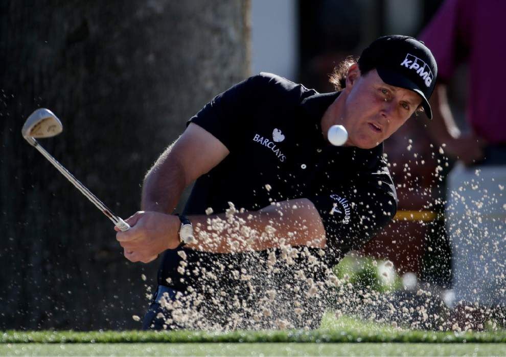 Michael Putnam leads Humana Challenge; John Peterson, Patrick Reed on his heels _lowres