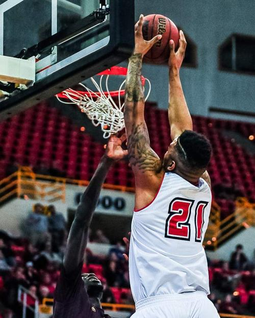 Cajuns basketball notebook: Shooting slump contributed heavily to loss to ULM _lowres