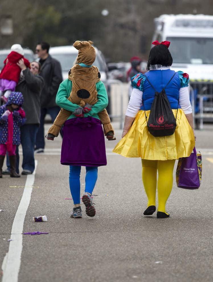 Photos: Carnival arrives on the Northshore _lowres