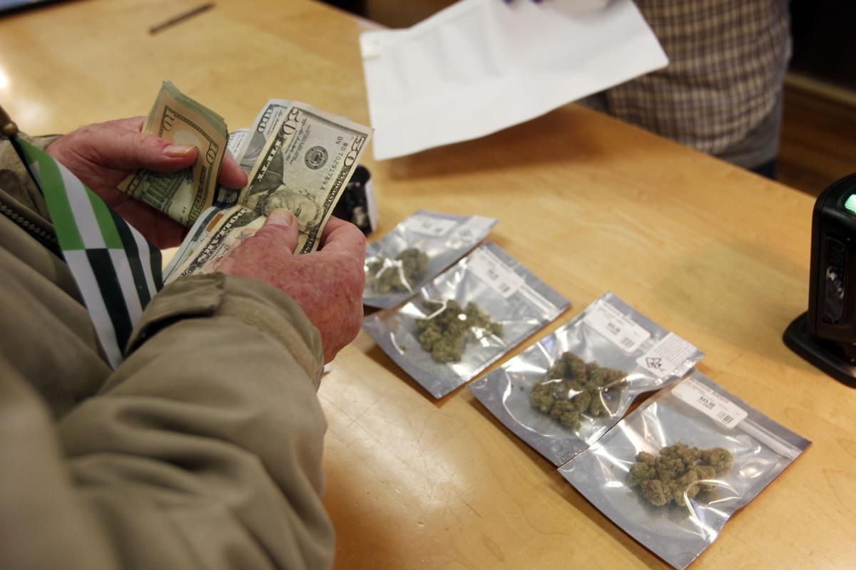 Legalized Pot