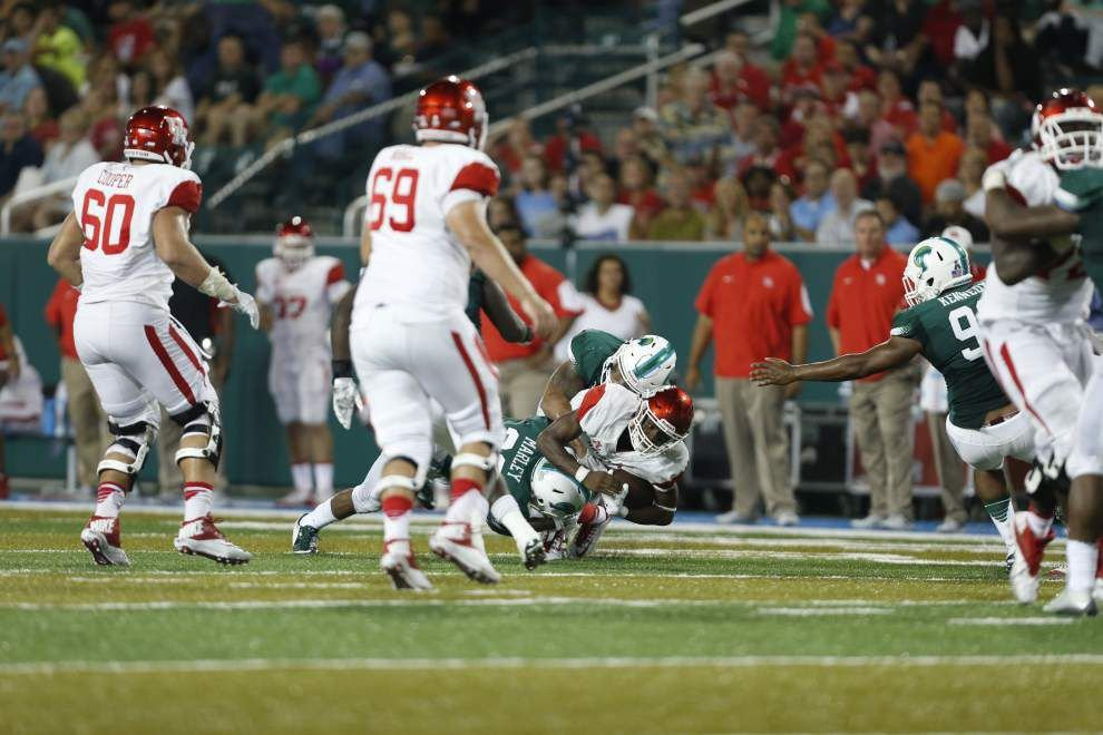 Ted Lewis: Tulane might not be in free fall, but the state of the program doesn't look great _lowres