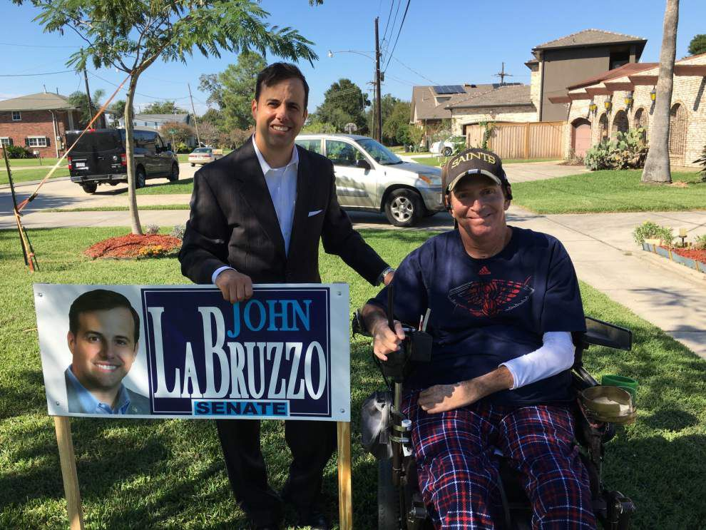 1 of 2 challengers for Conrad Appel's state Senate seat withdraws, backs remaining challenger John LaBruzzo over incumbent _lowres