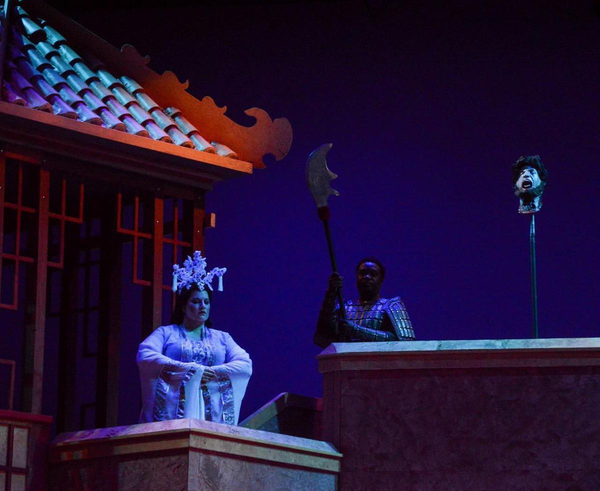 Princess Turandot