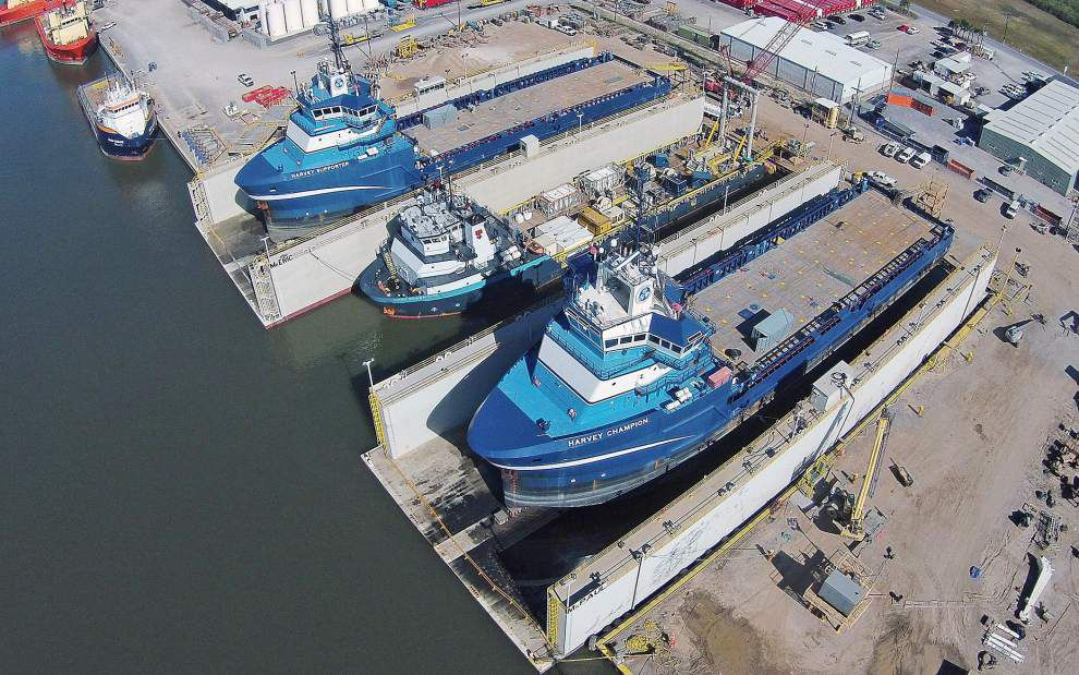 Bollinger Shipyards adds 2 new dry docks _lowres