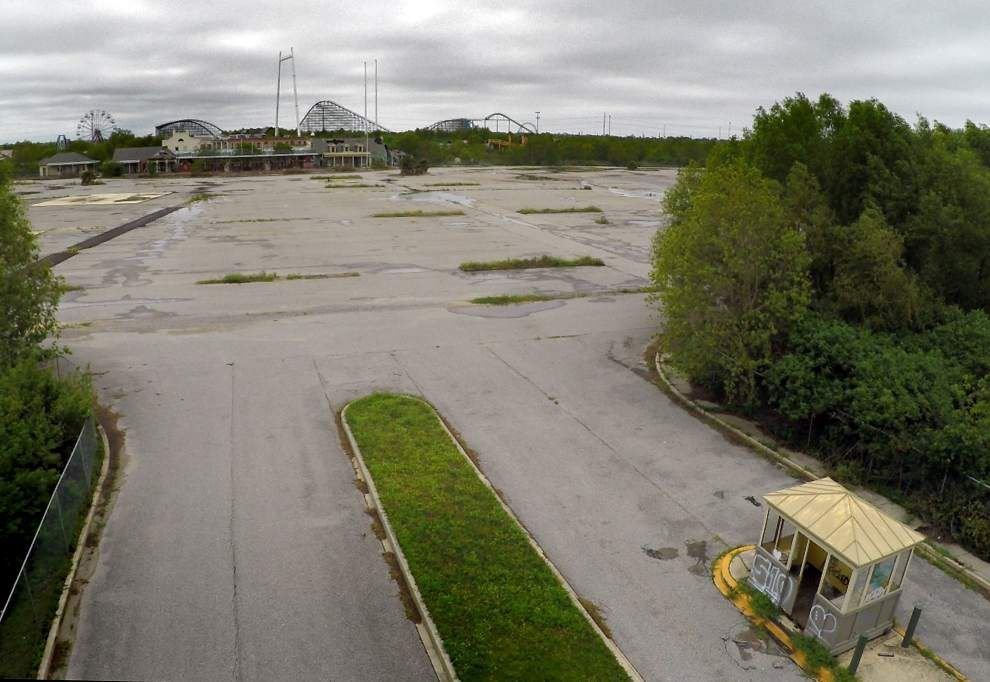 Six Flags property in New Orleans to be appraised; tensions rising over site's management