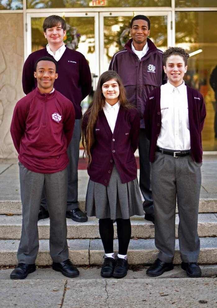 De La Salle High School scholarships benefit six in eighth grade _lowres