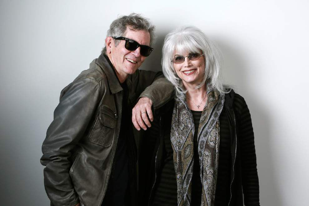 Emmylou Harris, Rodney Crowell together again for new album _lowres