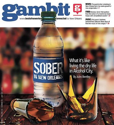 """""""Sober in New Orleans"""": your reactions_lowres"""