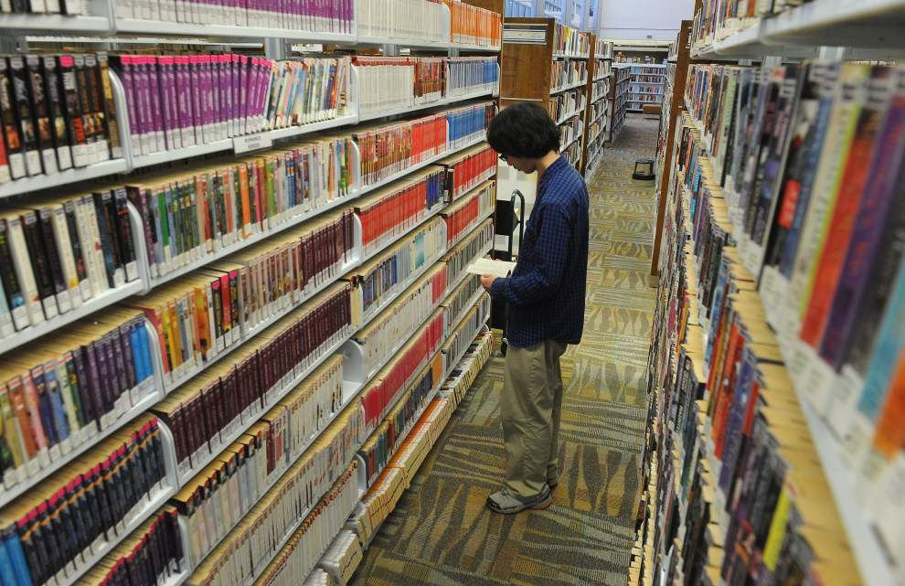 East Baton Rouge Library visitors, checkouts, downloads all increased in 2015 _lowres