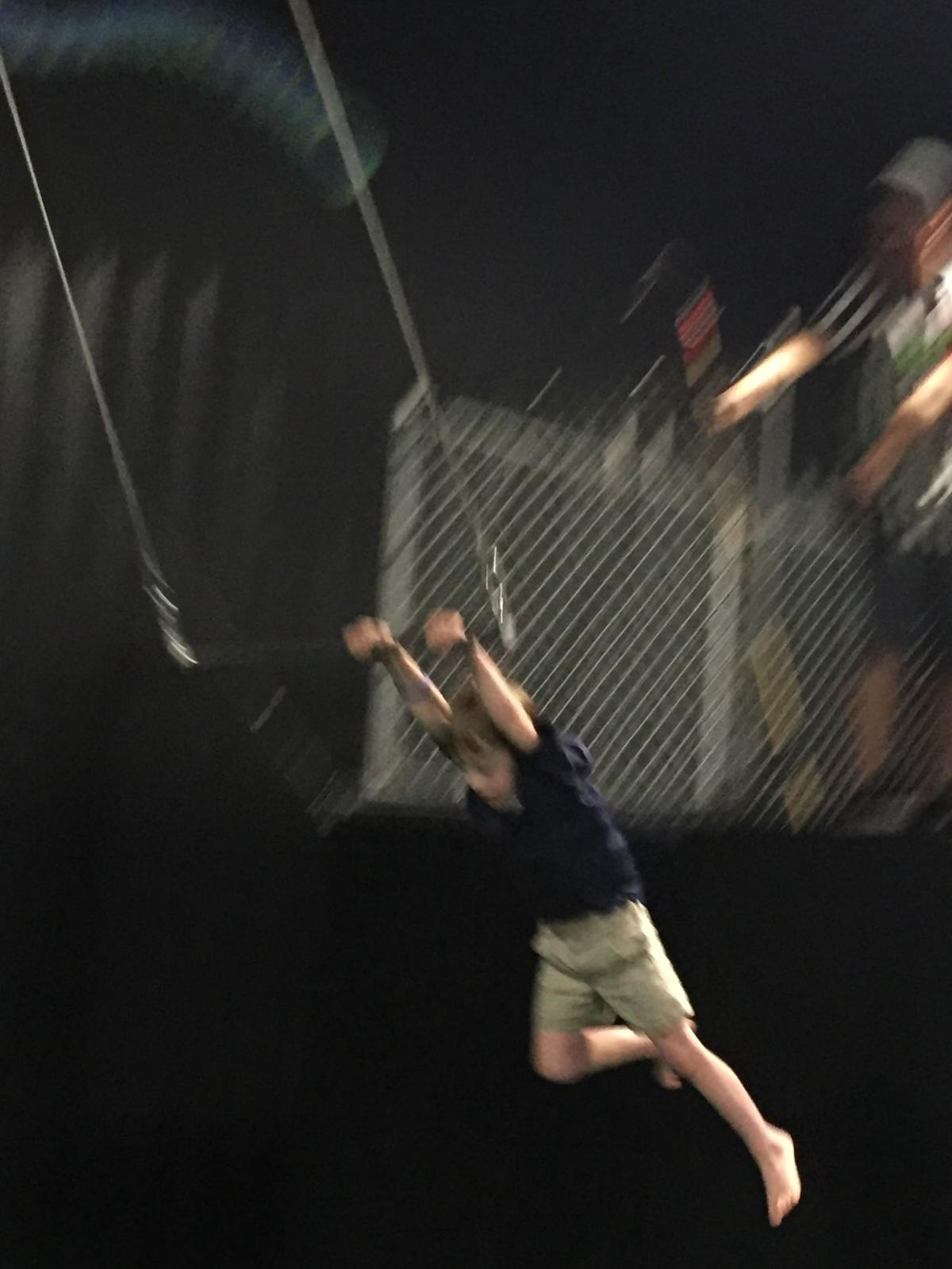 sam spera trapeze