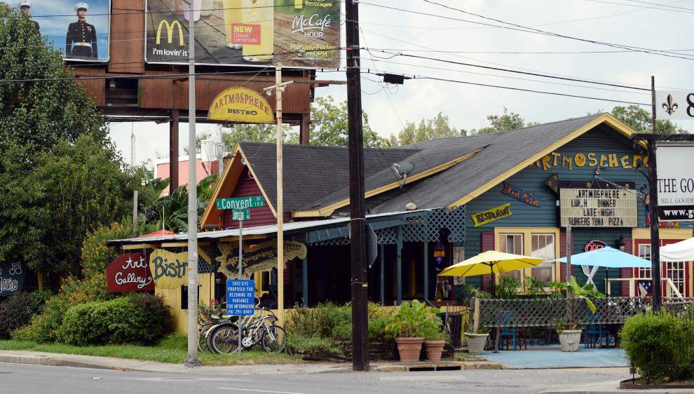 Artmosphere Bistro in Lafayette receives 6-month reprieve on liquor license requirement _lowres