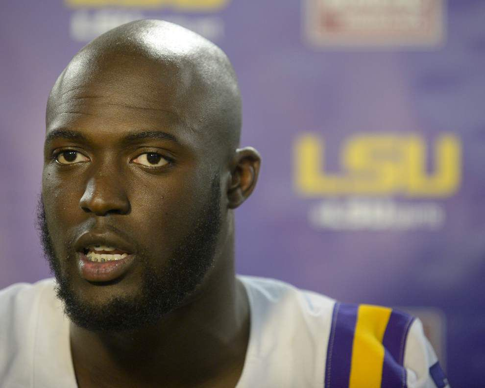 'I can make it through anything': LSU's Fournette brothers recall being stuck on bridge for 4 days after Hurricane Katrina _lowres