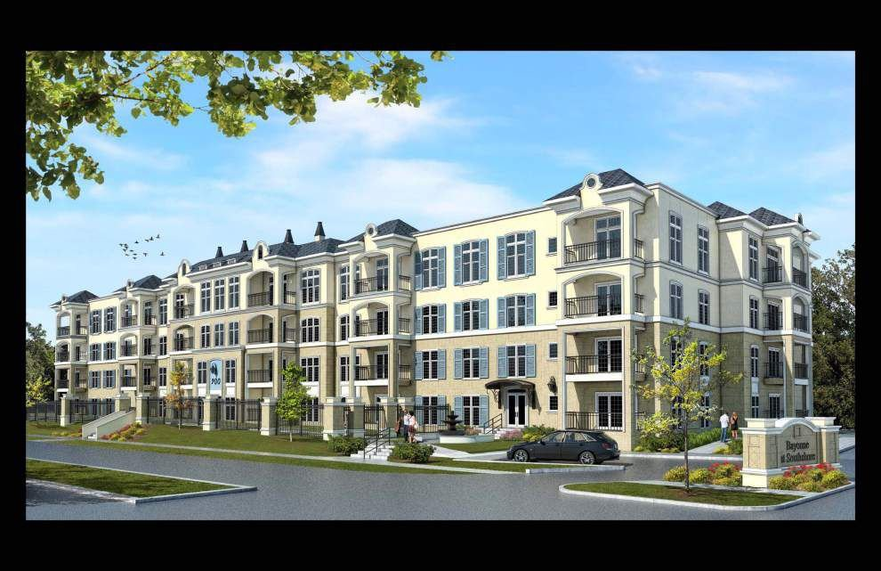 Construction begins on Stanford Avenue luxury apartments that'll be 'one of Baton Rouge's finest residential rental communities' _lowres