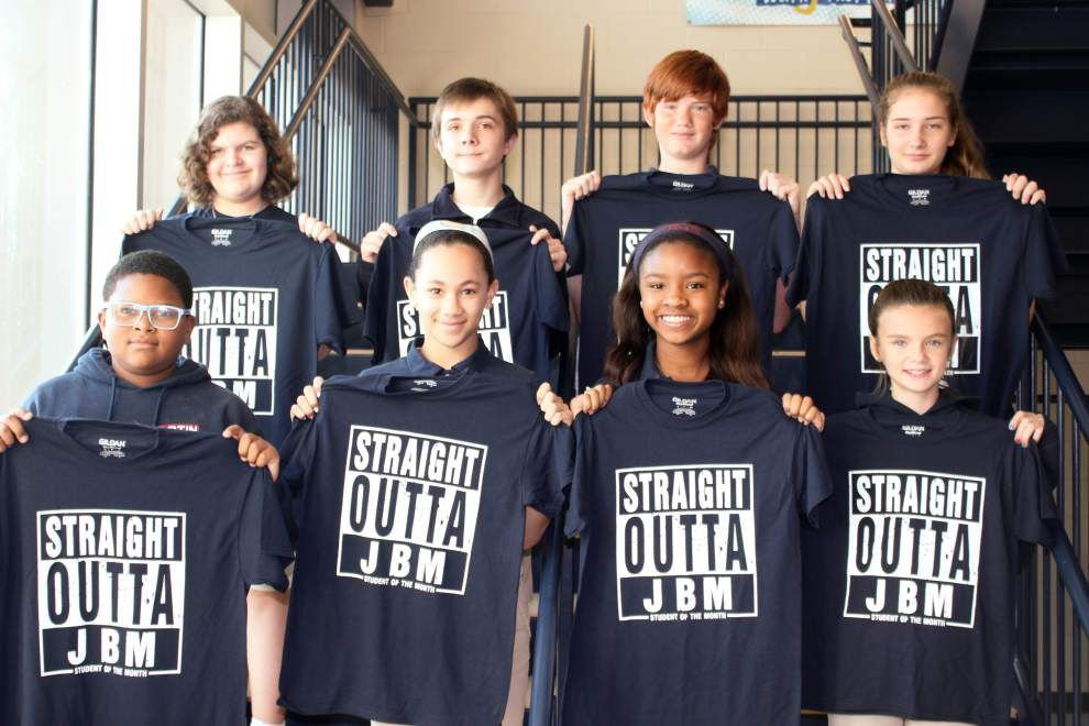 J.B. Martin Middle School highlights good character _lowres