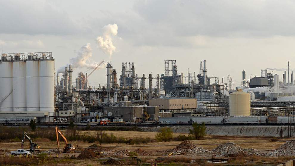 Parishes surrounding Baton Rouge could struggle to meet EPA's proposed, tough ozone levels _lowres
