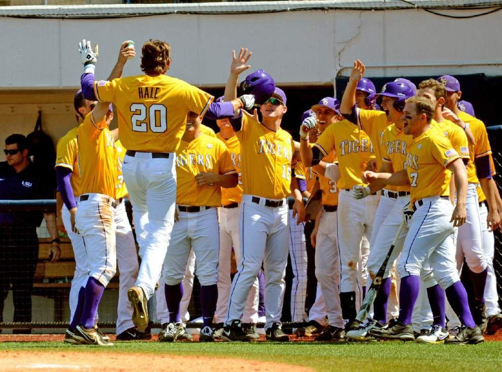 LSU baseball pregame: Tulane at LSU _lowres