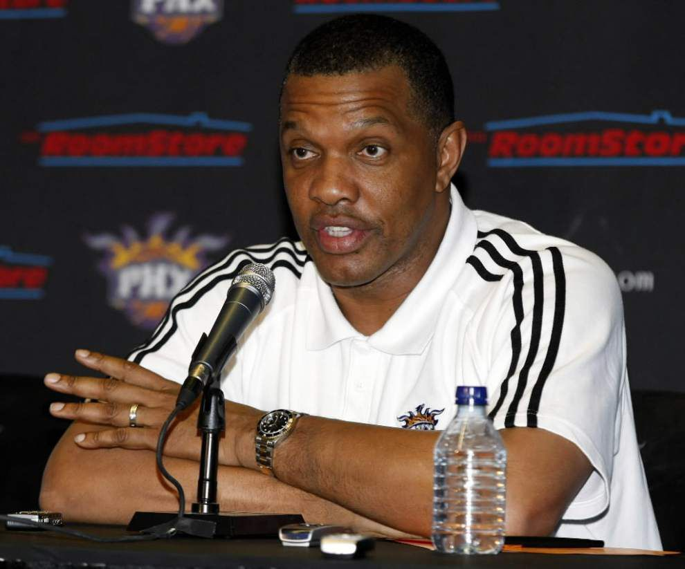 Report: Pelicans granted permission to interview Golden State assistant coach Alvin Gentry _lowres