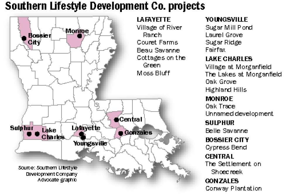 Villages at River Ranch developers open downtown office in Baton Rouge _lowres