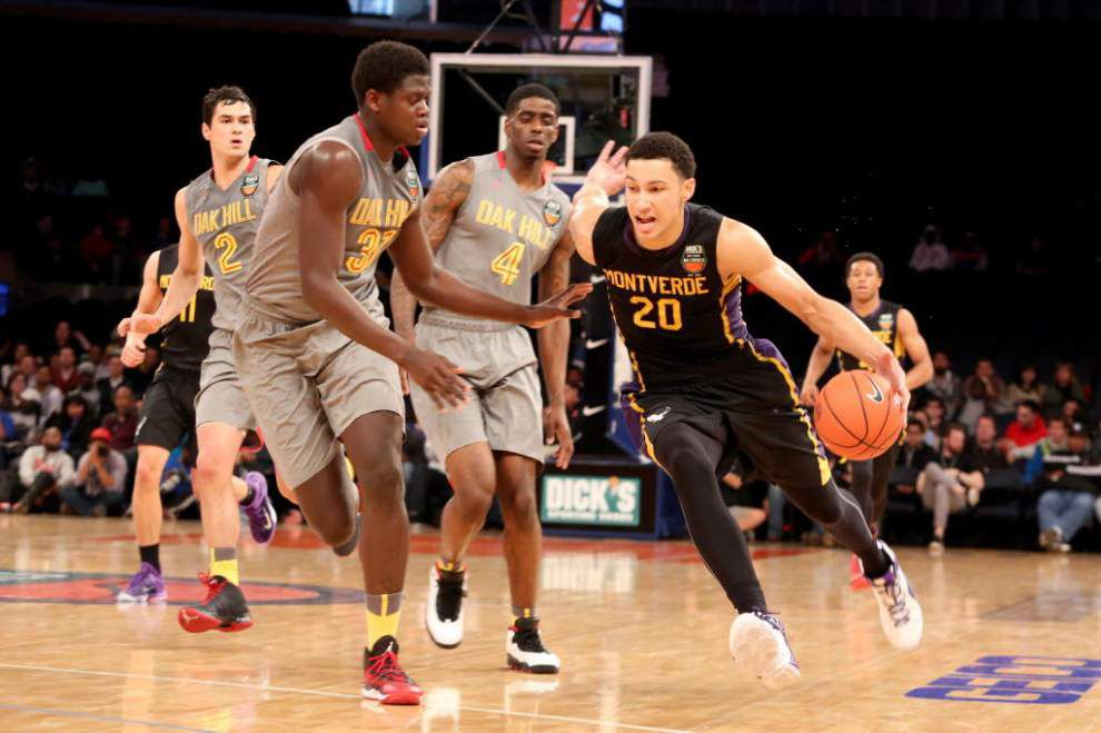 Could LSU have college basketball's best freshman class next season? _lowres