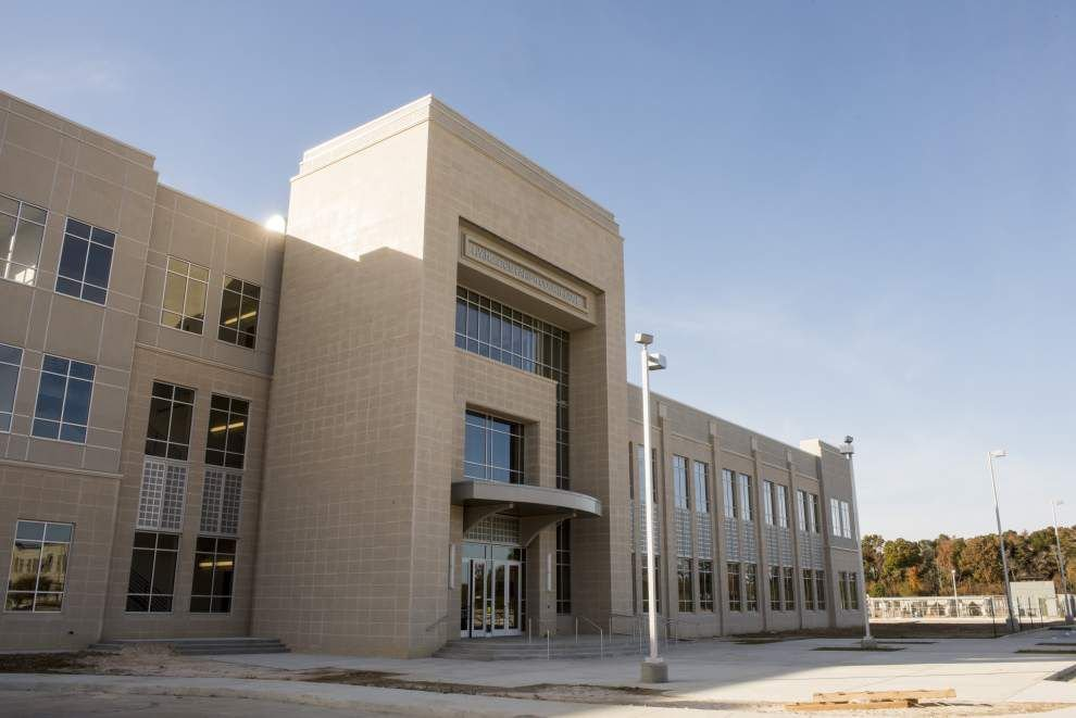 Ten-plus years in the works, new $20M Livingston Parish courthouse almost ready to open _lowres