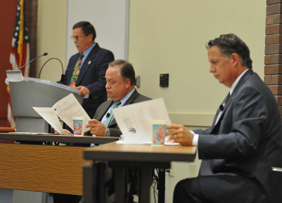 Lafayette Parish President candidates field questions on coal-fired plant, traffic signals, elevated interstate _lowres