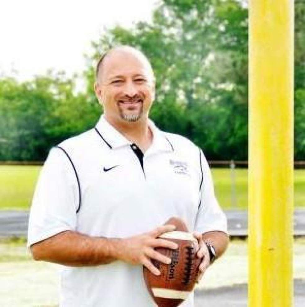 Berwick's small-town charm wins over Eric Holden, Panthers new football coach _lowres